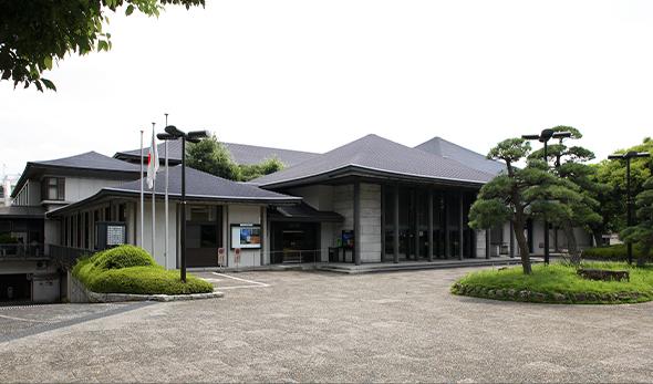 国立能楽堂(外観)